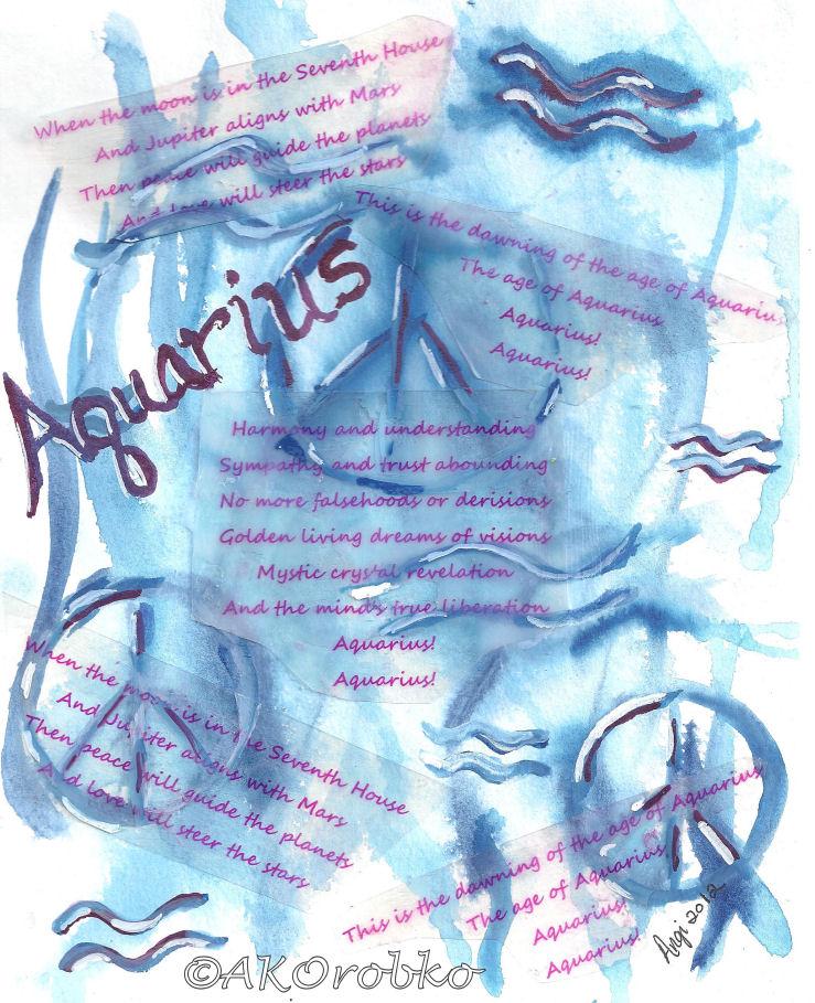 Dawning of the Age of Aquarius ~ 2012