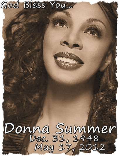 in Memory of Donna Summer