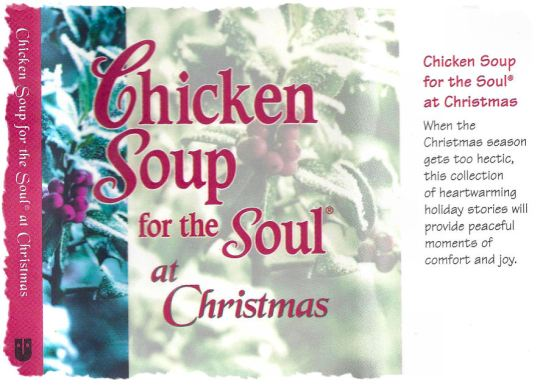 AKO-ChickenSoupForTheSoulatChristmasFramed